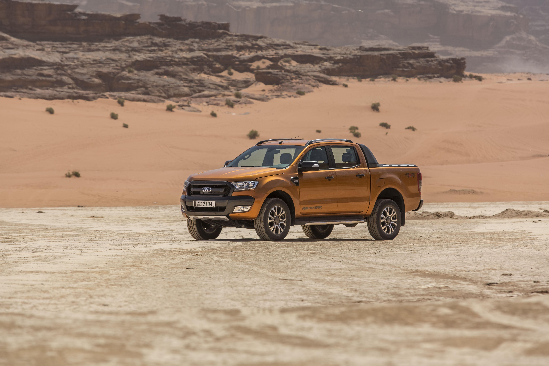 Ford Ranger - Wadi-e-Rum