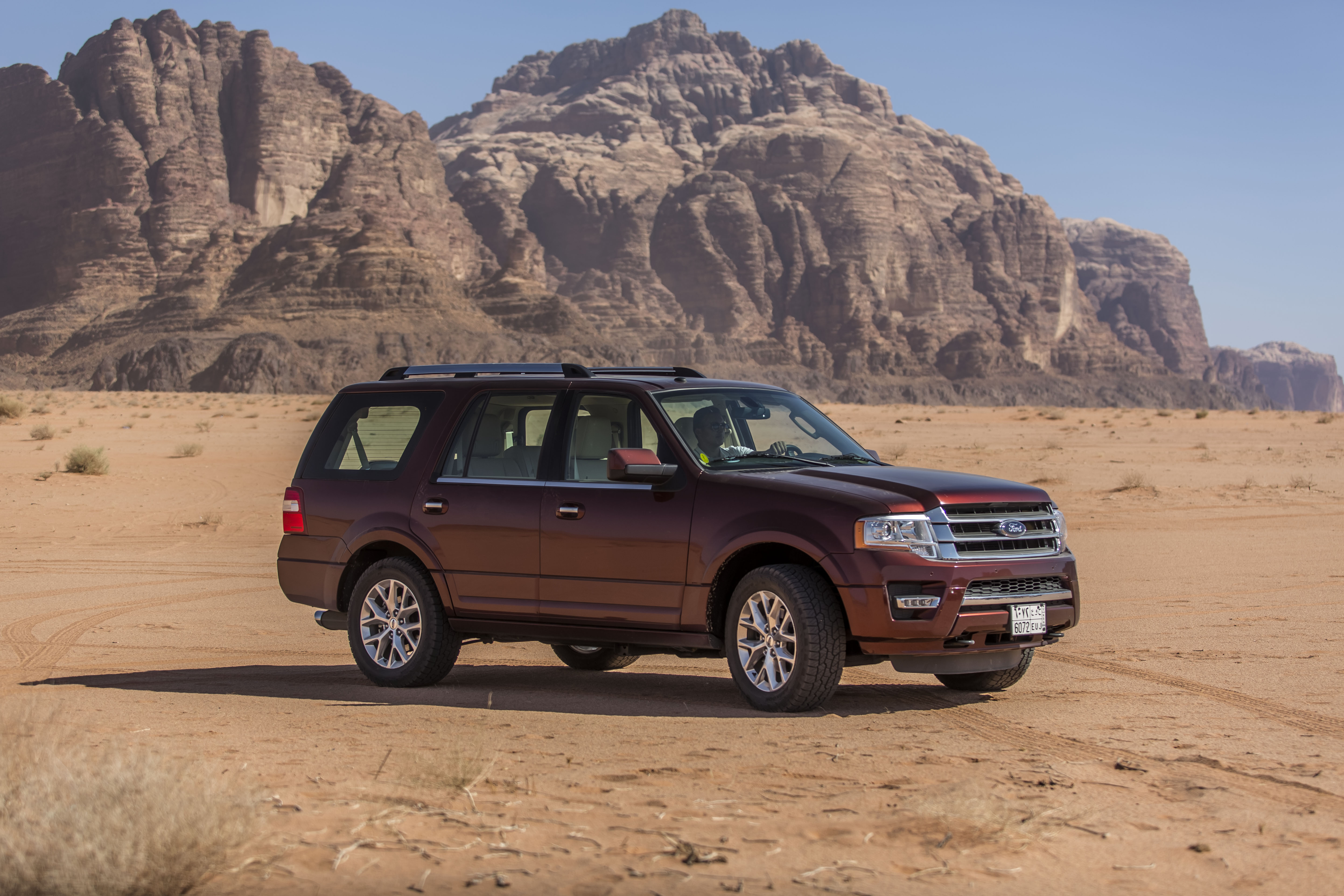 Ford Expedition - Wadi-e-Rum