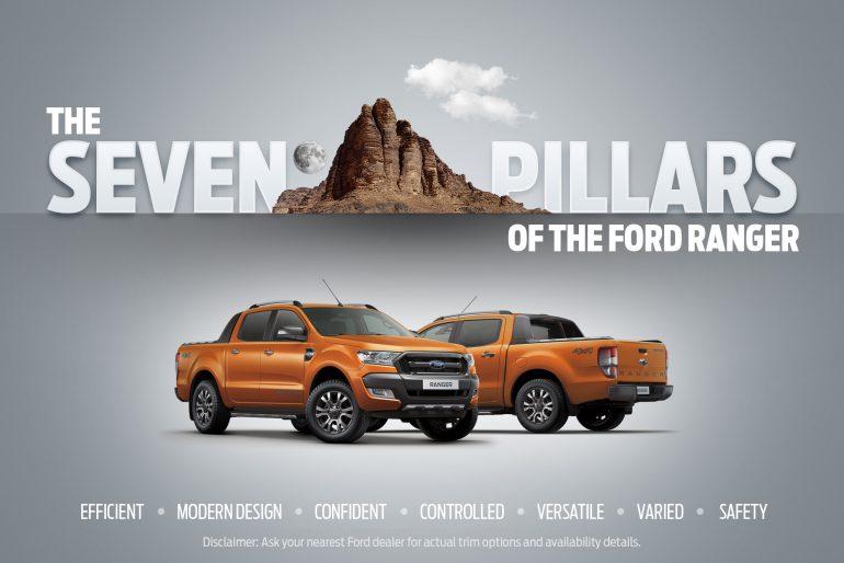 Seven Pillars Of Ford Ranger